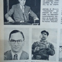 Images of notable sports writers