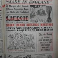 El robo del siglo en un campeonato 'Made in England'